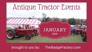 January 2016 Tractor Events