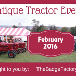 Febrary 2016 Tractor Events