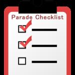 Parade Checklist Image copy
