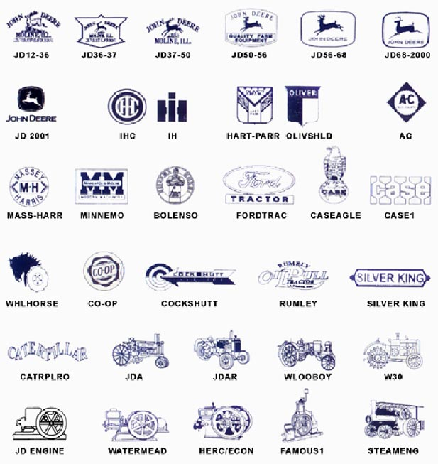 Tractor-Logos-Page